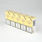 Candlelight Mini Cigarillo Gold Filter (10er Gebinde)