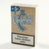 Chesterfield Blue ohne Zusätze