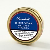 Dunhill Three Year Matured Virginia