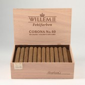 Willem II Fehlfarben Corona No. 40