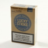 Lucky Strike Straight Blue