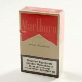 Marlboro Red ohne Zusätze