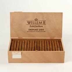 Willem II Fehlfarben Import 200