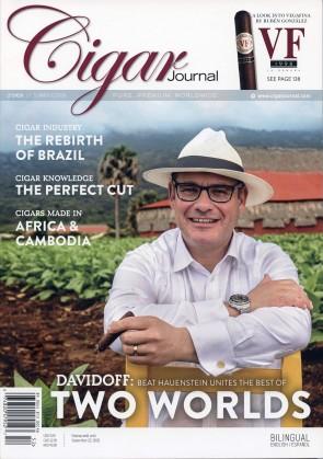 Cigar Journal Sommerausgabe 2-2020
