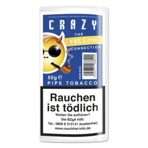 Crazy Yellow Pipe Tobacco