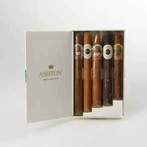 Ashton 5 Cigar Assortment Sampler