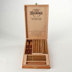 Balmoral Dominican Selection Collection Sampler
