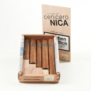 cenicero NICA 13-S Sampler