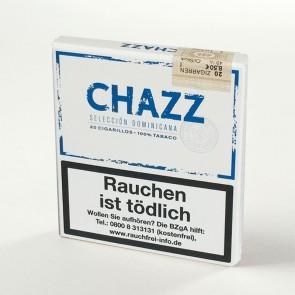 Chazz Seleccion Dominicana Cigarillos No. 791
