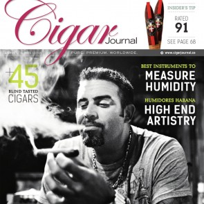 Cigar Journal Ausgabe 2-2014