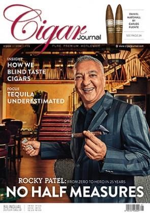 Cigar Journal Frühjahrsausgabe 1-2020