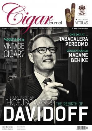 Cigar Journal Frühjahrsausgabe 1-2015