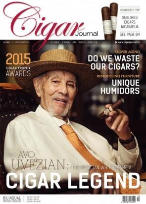 Cigar Journal Winterausgabe 4-2015
