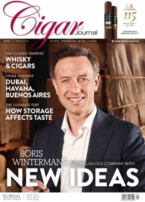 Cigar Journal Frühjahrsausgabe 1-2019