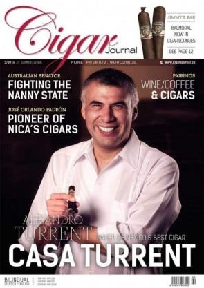 Cigar Journal Sommerausgabe 2-2016