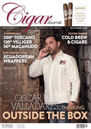 Cigar Journal Sommerausgabe 2-2018