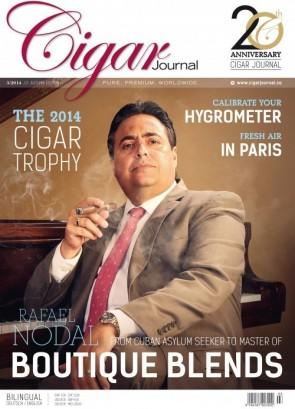 Cigar Journal Herbstausgabe 3-2014