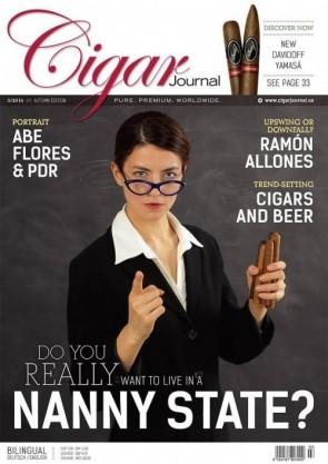 Cigar Journal Herbstausgabe 3-2016