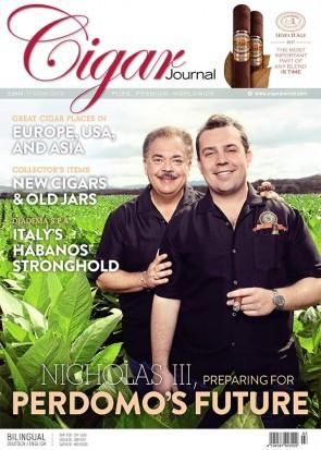 Cigar Journal Herbstausgabe 3-2018