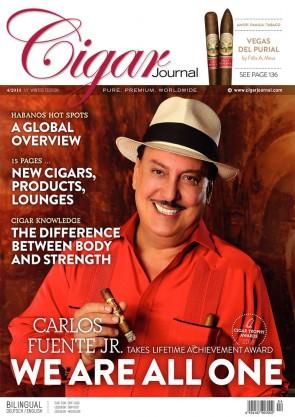 Cigar Journal Winterausgabe 4-2018