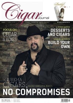 Cigar Journal Sommerausgabe 2-2015