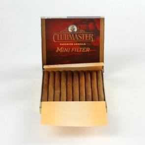 Clubmaster Mini Filter Red No. 222