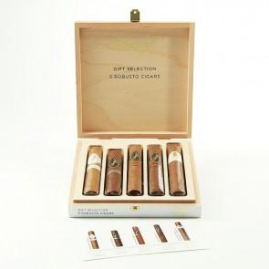 Davidoff Gift Selection 5 Robusto Cigars Sampler
