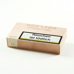 Don Leon Cigarillos Fehlfarben Nr. 400 Brasil