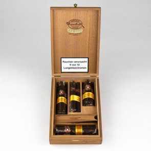 Dunhill Heritage Robusto Collection Sampler