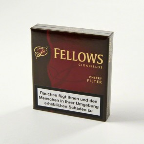 Fellows Dark Red Filter