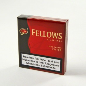 Fellows Red Filter