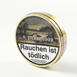 HU Tobacco Pipe Enthusiasts Germany Dark Moor