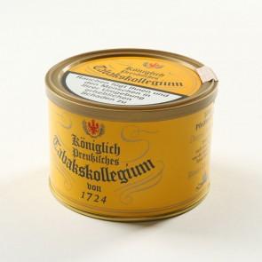 Königlich Preußisches Tabakskollegium 1724 gelb