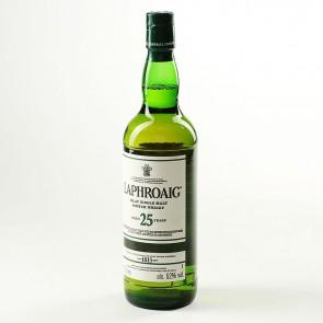 Laphroaig Whisky 25 Jahre Ex-Bourbon Cask