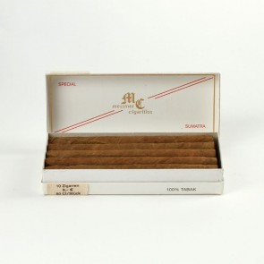 Messmer MC Special Long Cigarillos Sumatra