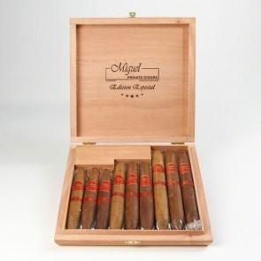 Miguel Private Cigars Edicion Especial Figurado Sampler