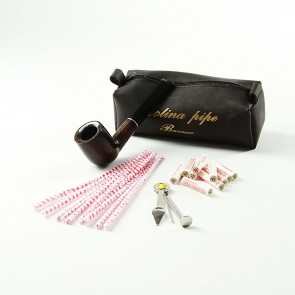 Molina Beginner Set Brown Billiard