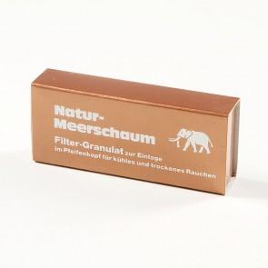 White Elephant Natur-Meerschaum-Granulat