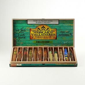 Oscar Valladares Collection Sampler