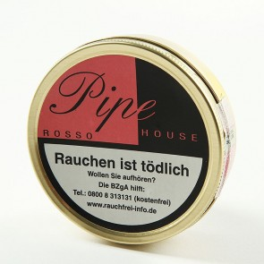 Pipe House Rosso