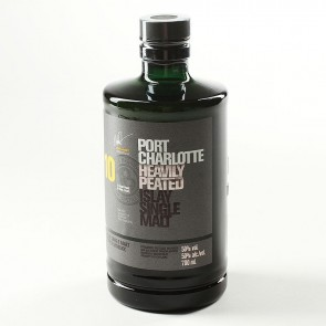 Port Charlotte Whisky Heavily Peated 10 Jahre