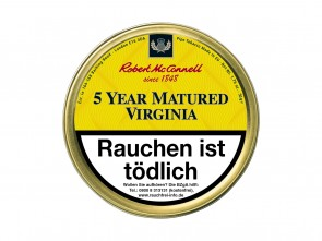 McConnell 5 Year Matured Virginia