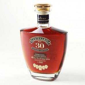 Ron Centenario Rum 30 Jahre Edicion Limitada