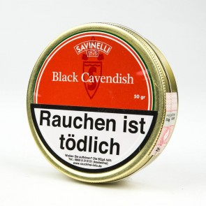 Savinelli Black Cavendish (rot - red)
