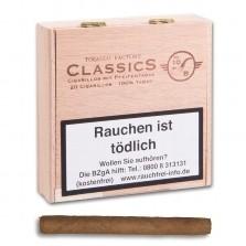 Tobacco Factory Classics No 10 Brasil mit Pfeifentabak
