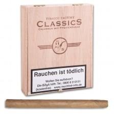 Tobacco Factory Classics No 11 Sumatra mit Pfeifentabak