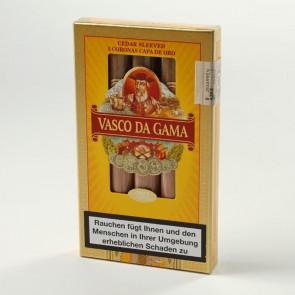 Vasco da Gama Corona Capa de Oro No 2 Caribbean