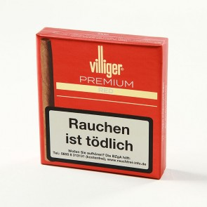 Villiger Premium Red (ohne Filter)
