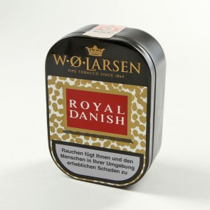 W.O. Larsen Royal Danish