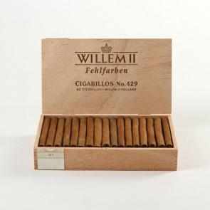 Willem II Fehlfarben Cigarillos No. 429
